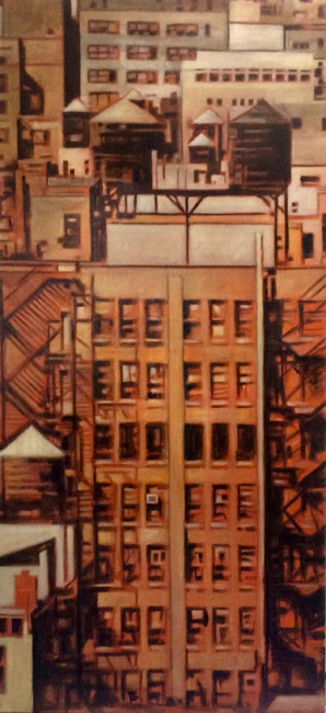 New York City – Paintings