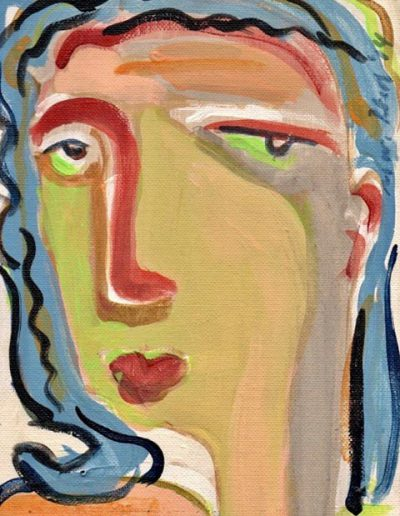 Fantasy Faces - Marc Peters