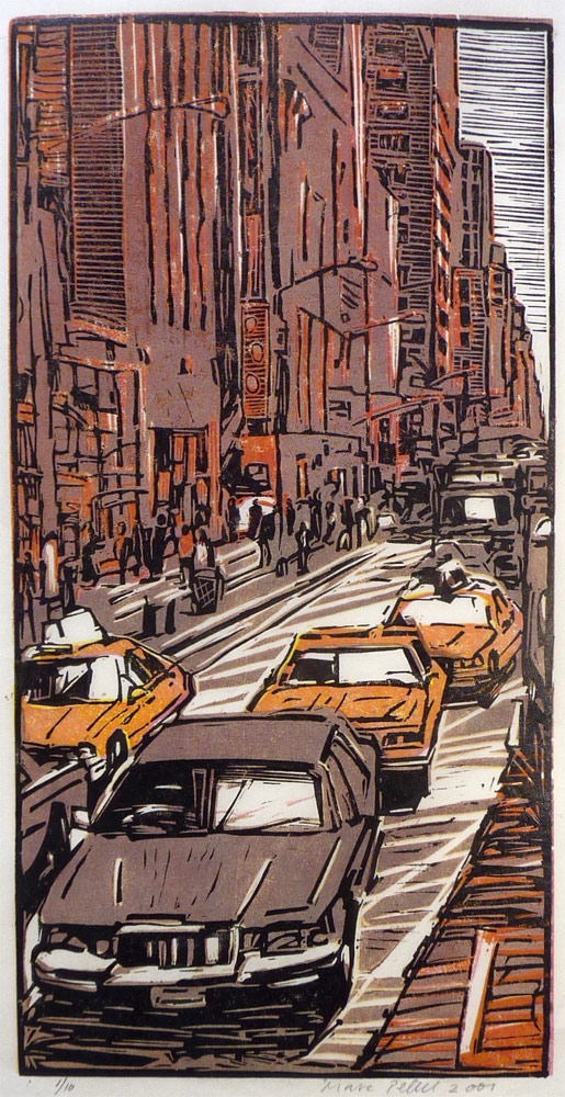 New York City Graphic Art 1